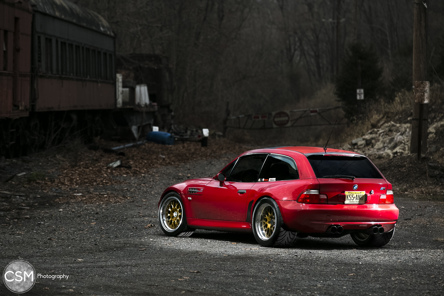 550whp Turbo Z3 M Coupe Photoshoot